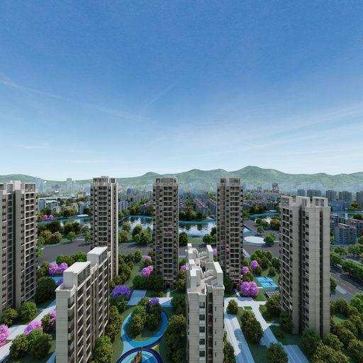 华邦丨信智 誉峰项目全景漫游