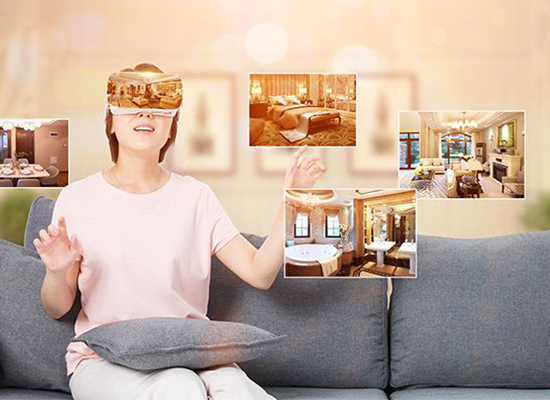 VR全景智慧楼盘系统于地产售楼有哪些优势?